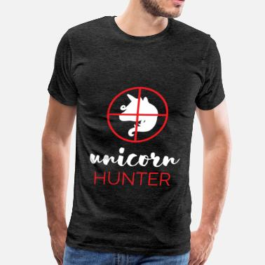 Unicorn-hunter Hunter - Unicorn Hunter - Men's Premium T-Shirt