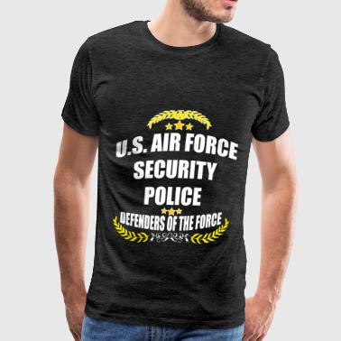 Security Police - U.S. AIR FORCE SECURITY POLICE D - Men's Premium T-Shirt