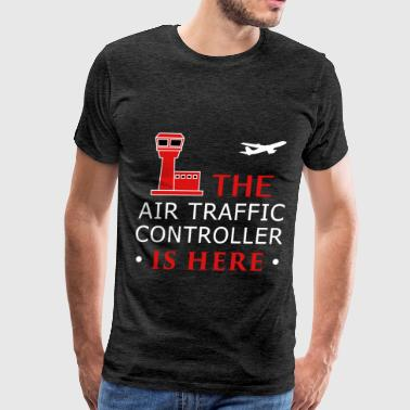 Air traffic controller - The air traffic controlle - Men's Premium T-Shirt