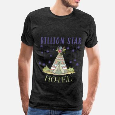 Hotel Transylvania Hotel - Billion star hotel - Men's Premium T-Shirt