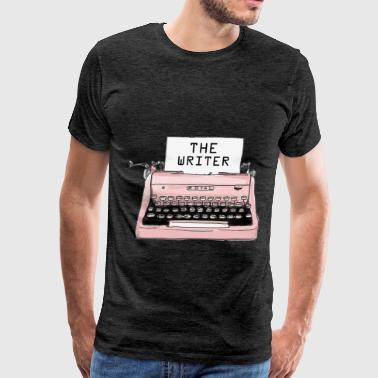 Writer - The writer - Men's Premium T-Shirt