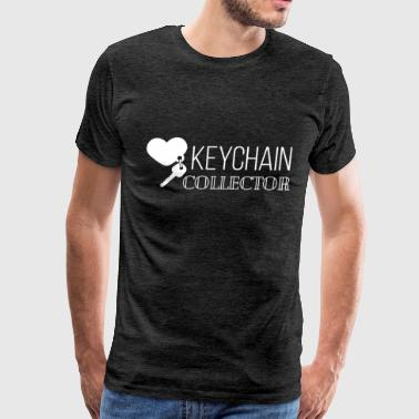 Keychain Collector - Keychain Collector - Men's Premium T-Shirt