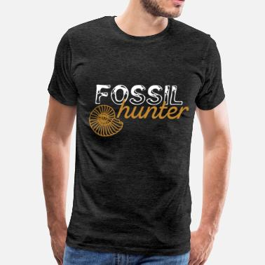 Fossil Fossil hunter - Fossil hunter - Men's Premium T-Shirt