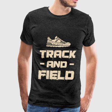 Track and Field - Track and Field - Men's Premium T-Shirt