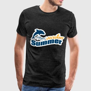 Summer vacation - Men's Premium T-Shirt