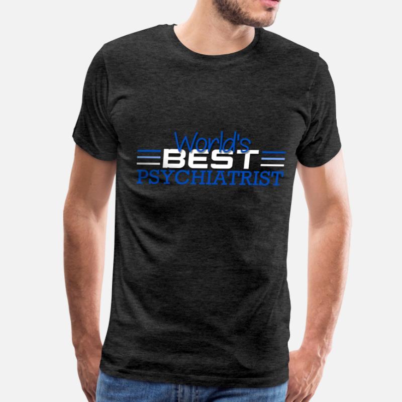 Shop Psychiatrist Art T-Shirts online | Spreadshirt
