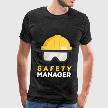 Safety Manager - Safety Manager - Men's Premium T-Shirt