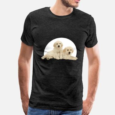 Golden Retriever Clothes Golden retriever - Men's Premium T-Shirt