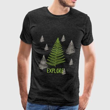 Explore - Explore - Men's Premium T-Shirt