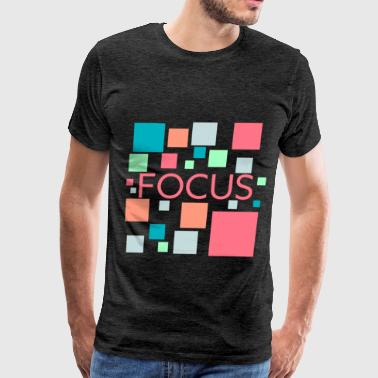 Focus - Focus - Men's Premium T-Shirt