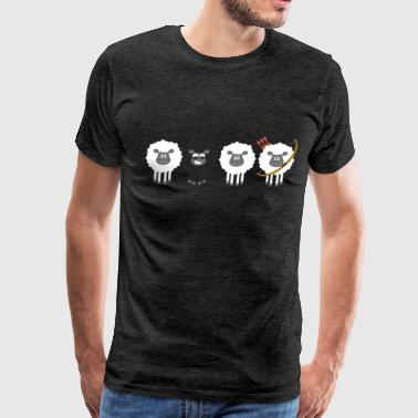 Black Sheep - Black Sheep - Men's Premium T-Shirt