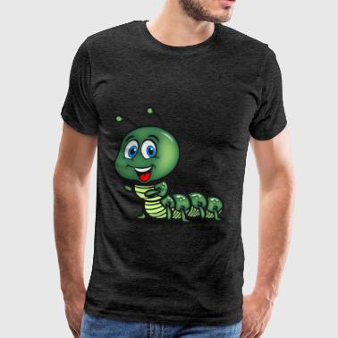 caterpillar sweet child - Men's Premium T-Shirt