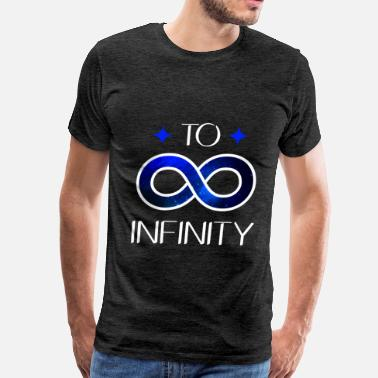 Best Selling Best friends - To infinity - Men's Premium T-Shirt