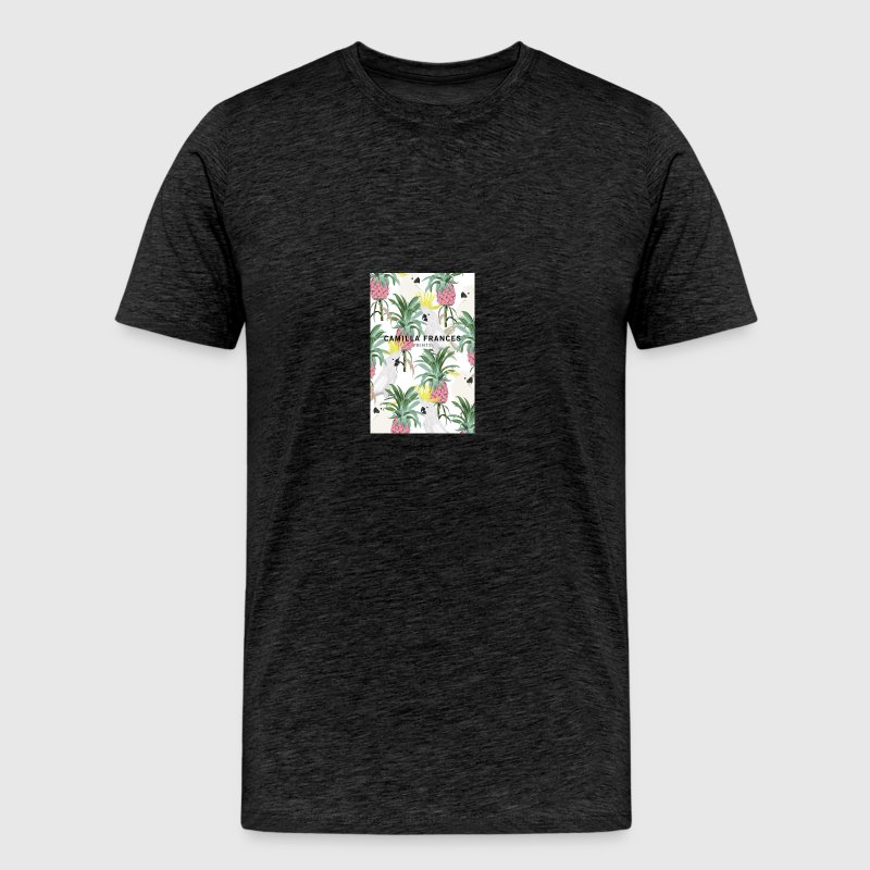 tropical design - Men's Premium T-Shirt