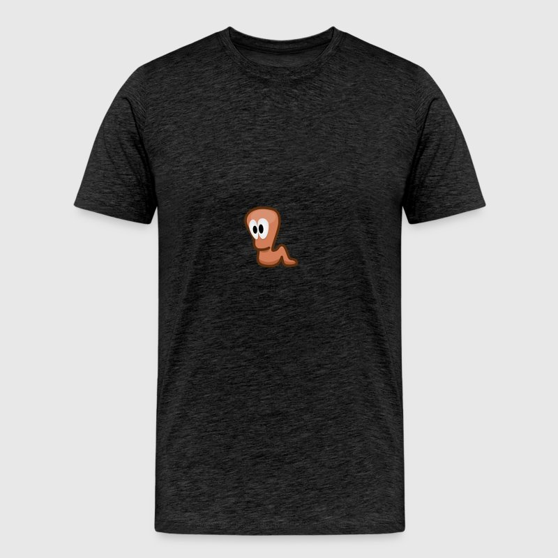 Wormy clothes - Men's Premium T-Shirt