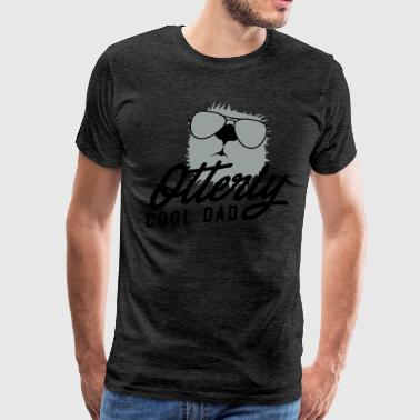 Otterly Cool Dad - Men's Premium T-Shirt
