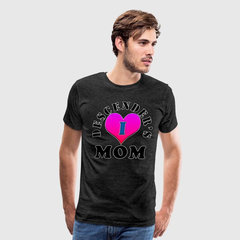 I Love Descender's Mom - Men's Premium T-Shirt