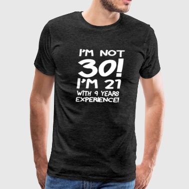 30th birthday - Men's Premium T-Shirt