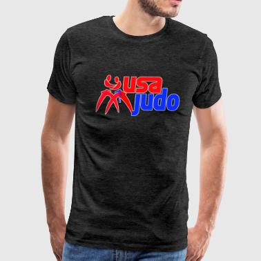 Team USA Judo - Men's Premium T-Shirt
