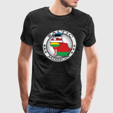 Baltic Mission - Men's Premium T-Shirt