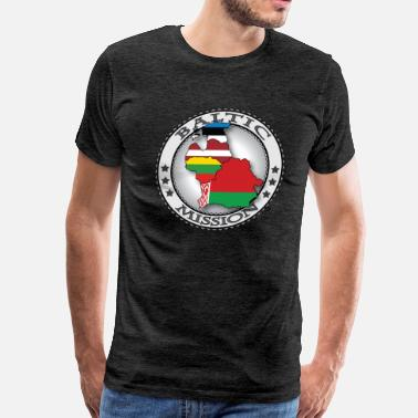 Baltic Baltic Mission - Men's Premium T-Shirt