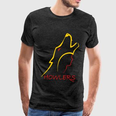 Original Howlers design for Red Rising Trilogy - Men's Premium T-Shirt