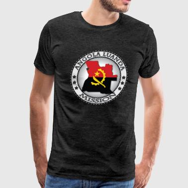 Angola Luanda Mission - Men's Premium T-Shirt