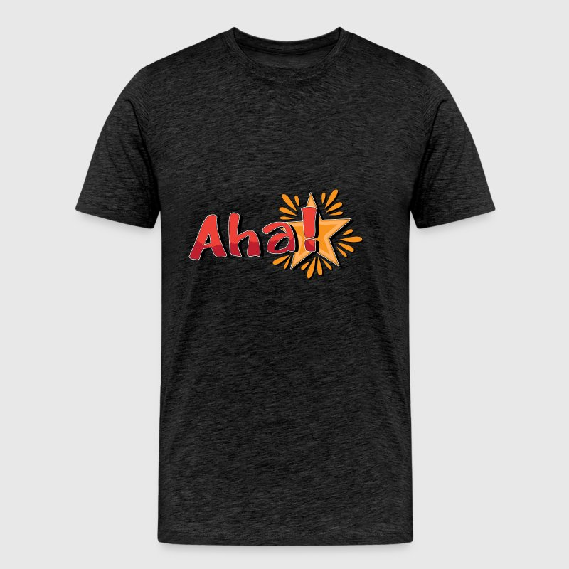 aha- - Men's Premium T-Shirt