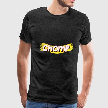 chomp - Men's Premium T-Shirt