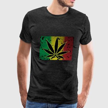 Ganja Breed - Men's Premium T-Shirt