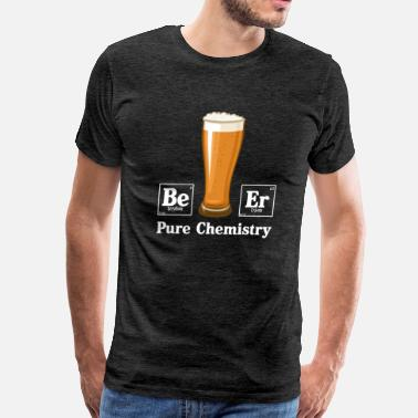 Pure Chemistry (dark) - Men's Premium T-Shirt
