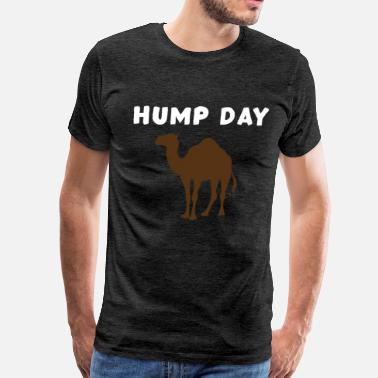 Wednesday Hump Day - Men's Premium T-Shirt