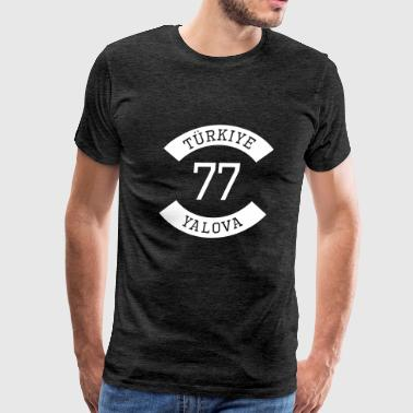 turkiye 77 - Men's Premium T-Shirt
