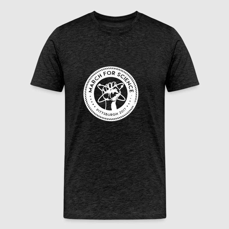 March for Science Pittsburgh Shirt - Men's Premium T-Shirt