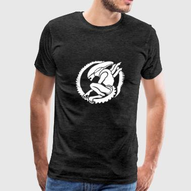 ALIEN PREDATOR - Men's Premium T-Shirt