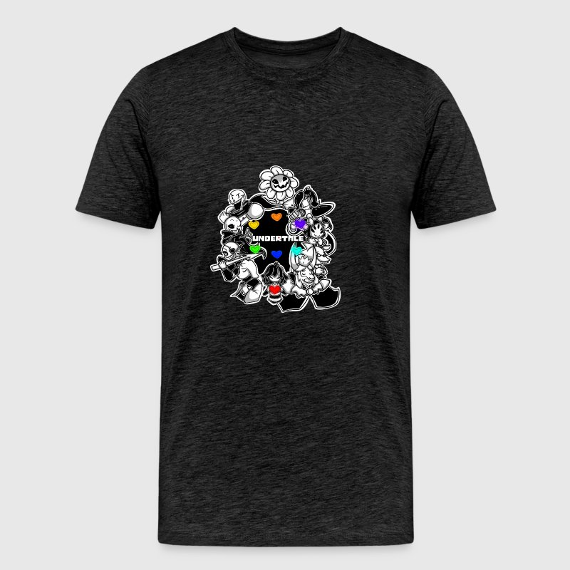 undertale - Men's Premium T-Shirt