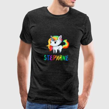 Stephane Unicorn - Men's Premium T-Shirt