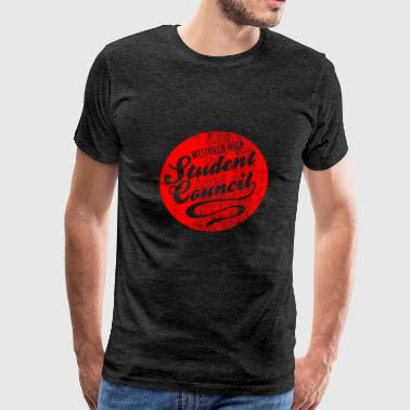 Westfield High Student Council - Men's Premium T-Shirt