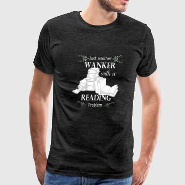 Dark Wanker - Men's Premium T-Shirt