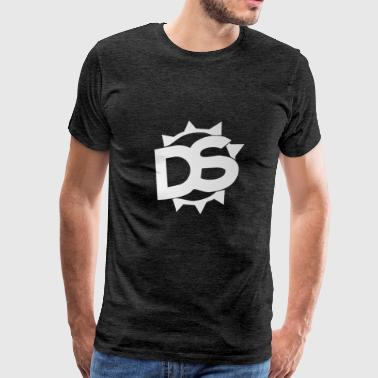 depth logo - Men's Premium T-Shirt