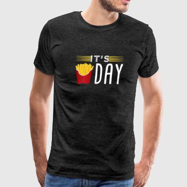 It's fry-day - Men's Premium T-Shirt