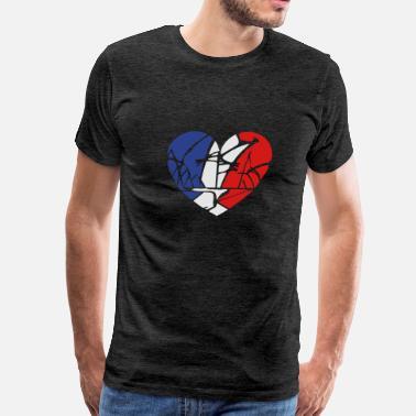 Shop Tear Broken Heart T Shirts Online Spreadshirt
