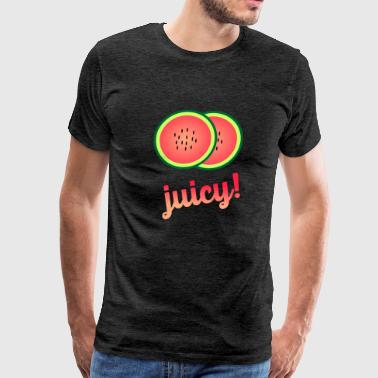 Juicy - Men's Premium T-Shirt