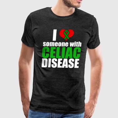Celiac Disease Love - Men's Premium T-Shirt