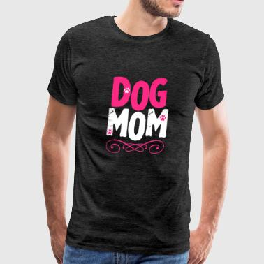 Dog Mom Apparel - Men's Premium T-Shirt