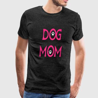 Dog Mom Apparel 1 - Men's Premium T-Shirt