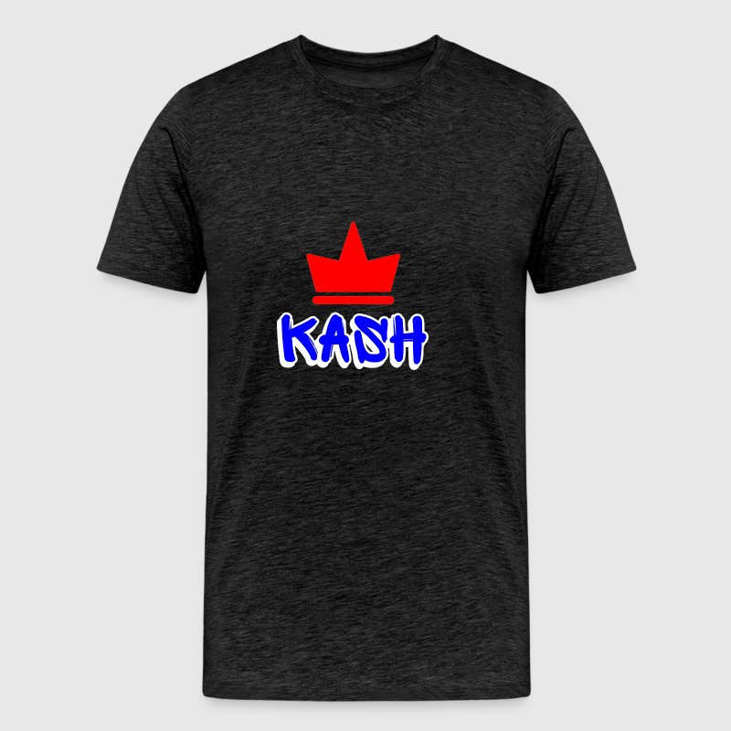 Kash USA Theme - Men's Premium T-Shirt