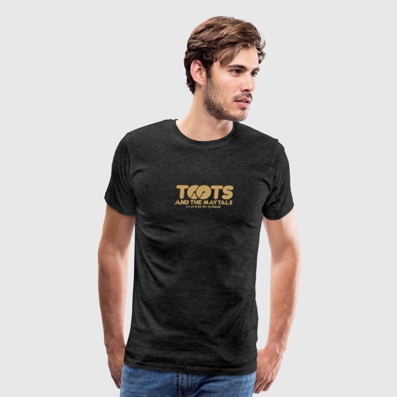 Toots And The Maytals - Men's Premium T-Shirt