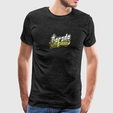 Decade Lettering - Men's Premium T-Shirt