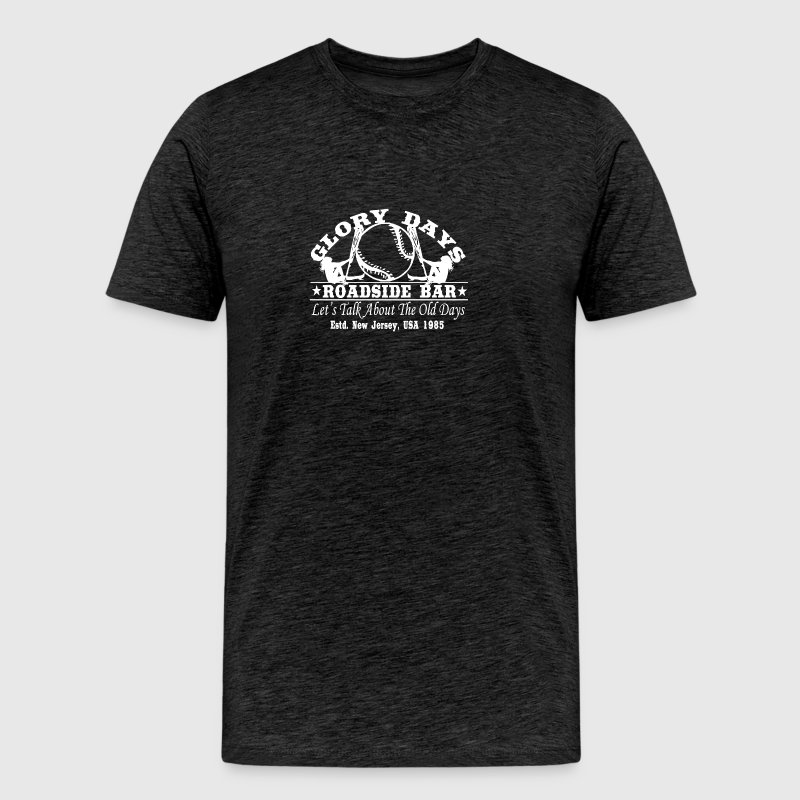 Bruce Springsteen Inspired - Men's Premium T-Shirt